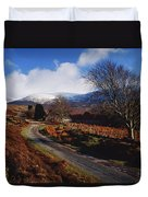 Nire Valley Drive, County Waterford Duvet Cover
