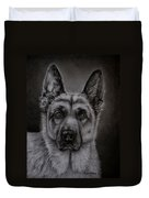 Noble - German Shepherd Dog  Duvet Cover
