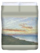 Norfolk Coast Duvet Cover