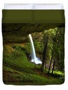 North Falls Cavern Duvet Cover