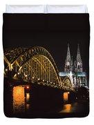North Rhine, Westphalia, Dom And Duvet Cover