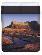 North Rim Toroweap,grand Canyon,arizona Duvet Cover