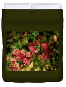 Northern Bilberry Duvet Cover