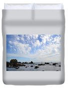 Northern California Coast1 Duvet Cover