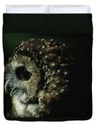 Northern Spotted Owl Strix Occidentalis Duvet Cover