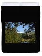 Northwest Trek  Duvet Cover