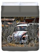 Not Herbie The Love Bug Duvet Cover