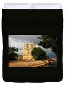 Notre Dame De Paris 2 Duvet Cover