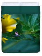 Nymphal Himipterian 1 Duvet Cover