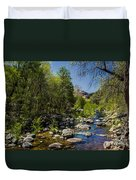 Oak Creek Duvet Cover