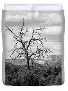 Oak Creek Tree Duvet Cover