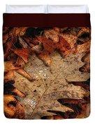 Oak Leaf 1 Duvet Cover