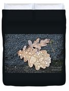 Oak Leaves Duvet Cover
