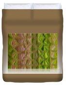 Oasis In The Desert - Abstract Art Duvet Cover