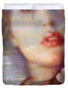 Ocean Pearls Duvet Cover