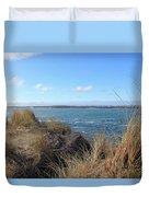 Beach Oceanview Duvet Cover