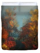 October Duvet Cover by Jutta Maria Pusl