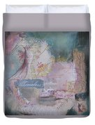 Of Beauty And Mystery Duvet Cover