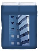 Office Building Duvet Cover
