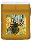 Oh What A Tangled Web We Weave Duvet Cover