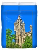 Old Erie County Hall Duvet Cover
