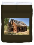 Old Farm Homestead - Woodland - Utah Duvet Cover