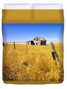 Old Farmhouse Duvet Cover
