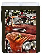 Old Glory Days Limited Edition Duvet Cover