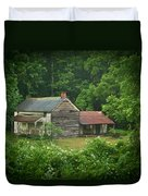 Old Home Place Duvet Cover by Douglas Barnett