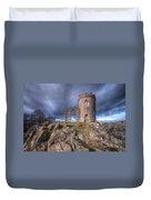 Old John Mug Tower 3.0 Duvet Cover