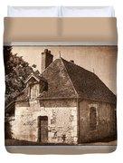 Old Kitchen House Duvet Cover