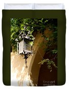 Old Lantern Duvet Cover