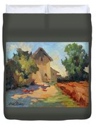 Old Mill Provence Duvet Cover
