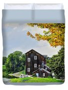 Old Mill Duvet Cover