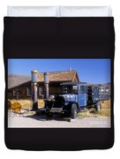 Old Mining Days - Bodie, Ca Duvet Cover