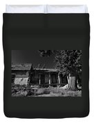 Old Mountain Ranch Duvet Cover