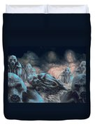 Old Place Duvet Cover
