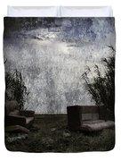 Old Sofas Duvet Cover
