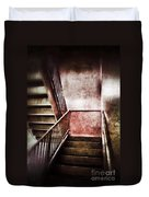 Old Stairwell Duvet Cover