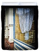 Old Store Front 1 Duvet Cover