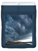 On Shore Duvet Cover by Skip Willits