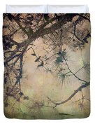 One Autumn Day Duvet Cover