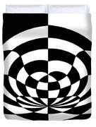 Op Art 2 Duvet Cover