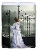 Open Gate Duvet Cover by Joana Kruse