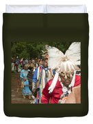 Opening Procession Duvet Cover