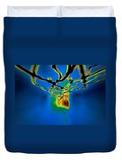 Optic Nerve Duvet Cover