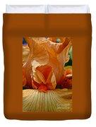 Orange Sherbert Duvet Cover