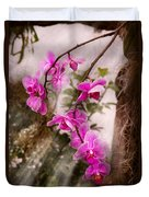 Orchid - Tropical Passion Duvet Cover