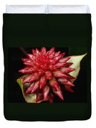Orchid From The Autana Tepui Duvet Cover