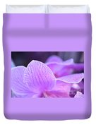 Orchid Pink Duvet Cover